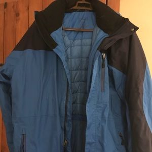 LL Bean adult small winter jacket.